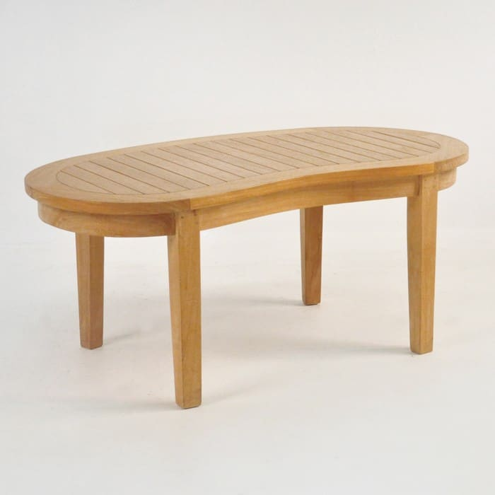 Monet A-Grade Teak Outdoor Coffee Table | Teak Warehouse