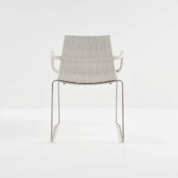 monroe dining chair back view