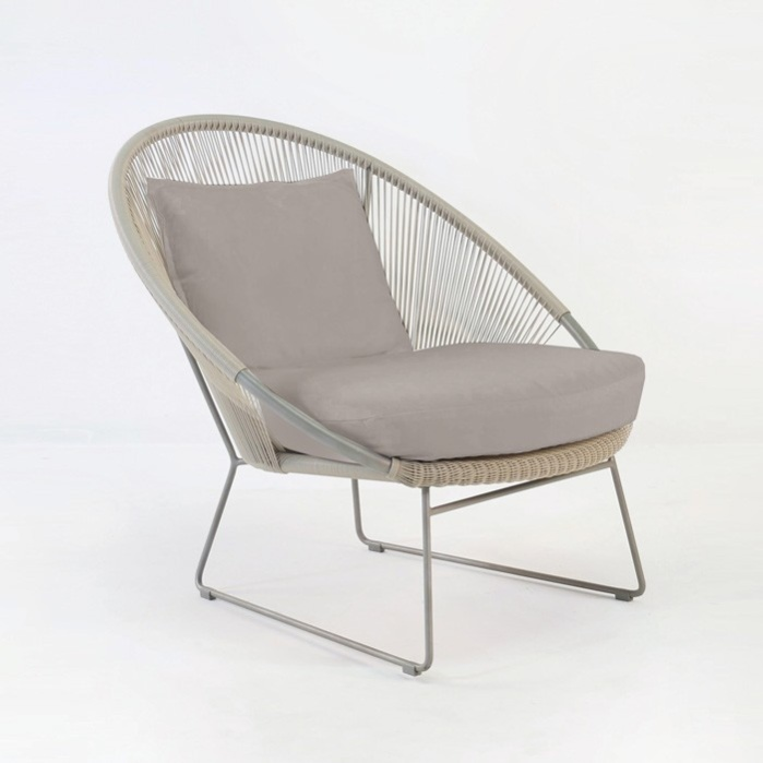 natalie outdoor relaxing lounge chair taupe0