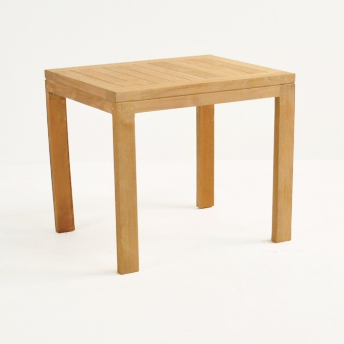 Teak Nesting Tables (Large)-0