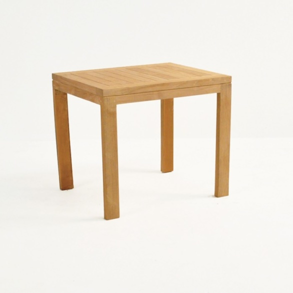 Teak Nesting Tables (Medium)-0