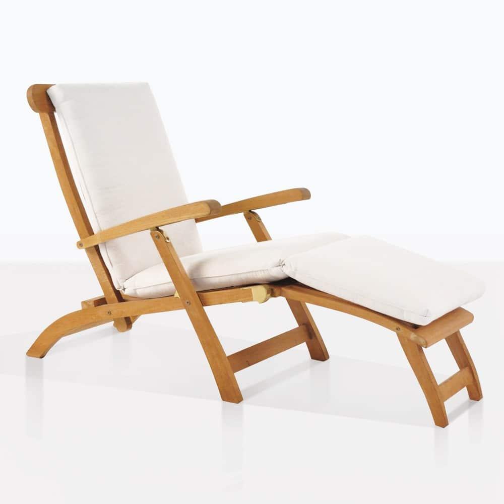 Normal Teak Steamer Chair Sun Loungers Teak Warehouse