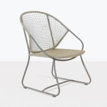 Omega Modern Wicker Dining Chair