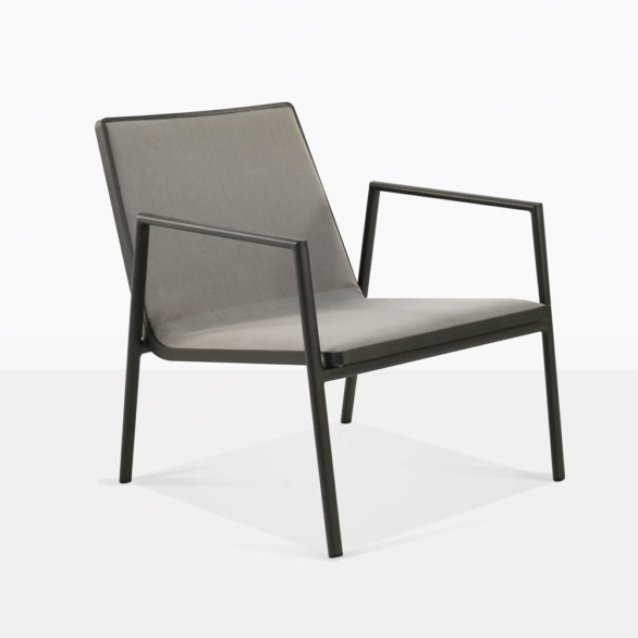 Panama Aluminum Lounge Chair
