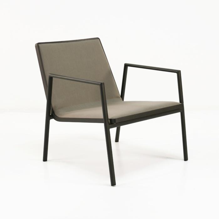 Panama Aluminum Relaxing Outdoor Chair 0