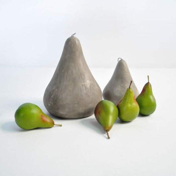 block concrete pears large