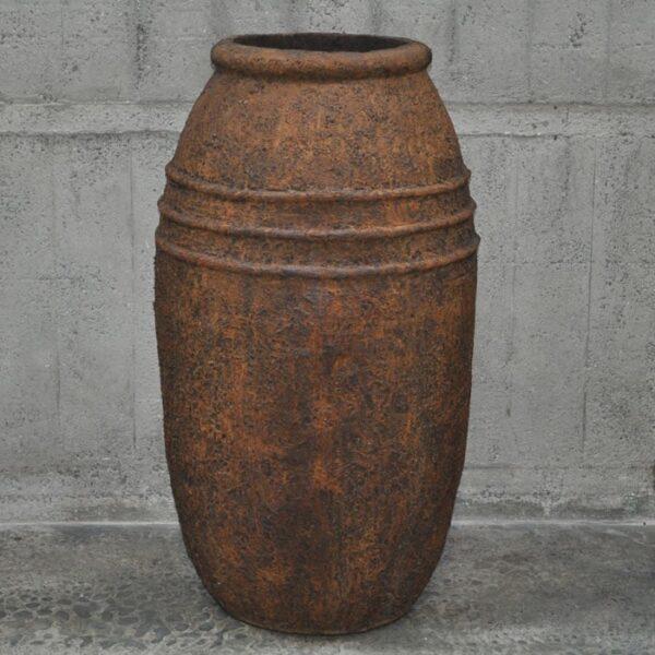 ranto tall urn concrete planter
