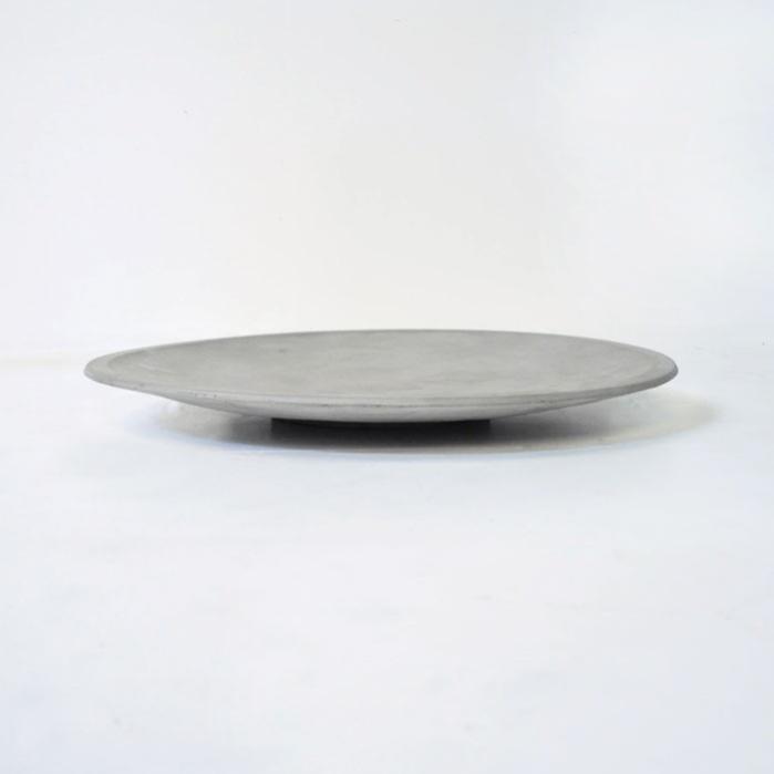 BLOK Round Concrete Dish-0