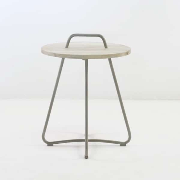 Samba Side Table Drift (Taupe)-0