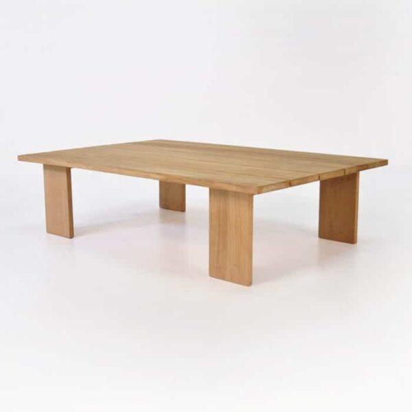 Soho Teak Outdoor Coffee Table (Rectangle)-0