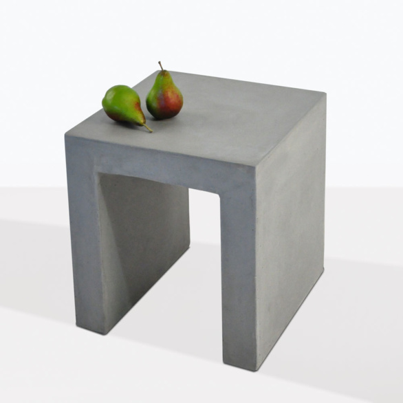 Concrete Square Side Table Top