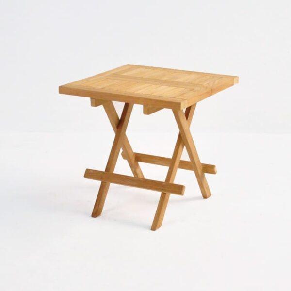 Teak Picnic Table (Square)-0