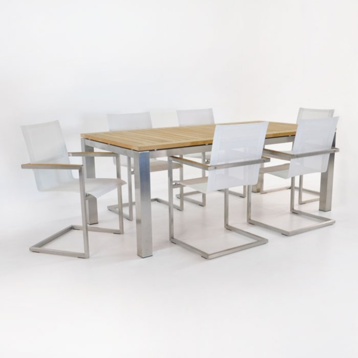 Teak Dining Table And Chairs Eldesignrcom