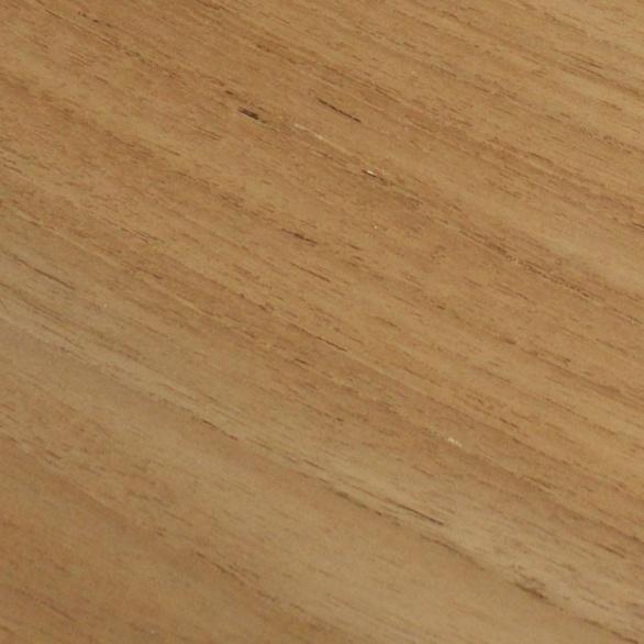 teak wood closeup view
