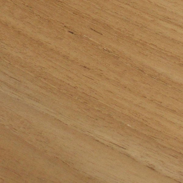 teak wood closeup view
