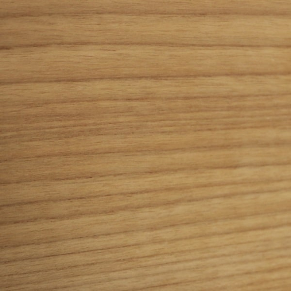 teak wood closeup