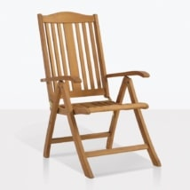 Tuscany Teak Reclining Arm Chair