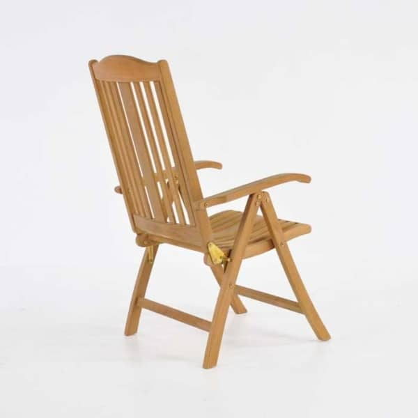 tuscany teak reclining chair