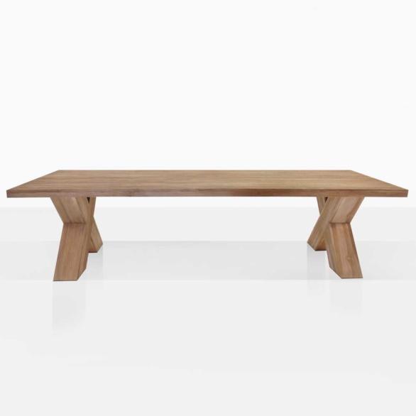 Cross Reclaimed Teak Dining Table