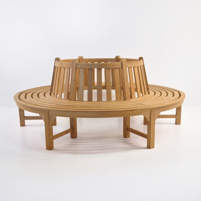 Tree Bench Outdoor Patio Furniture