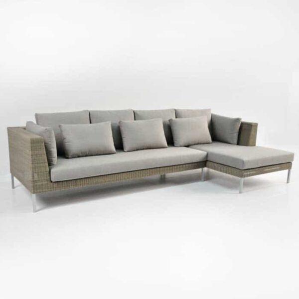 Madison Outdoor Wicker Furniture Combo (Stonewash)-0