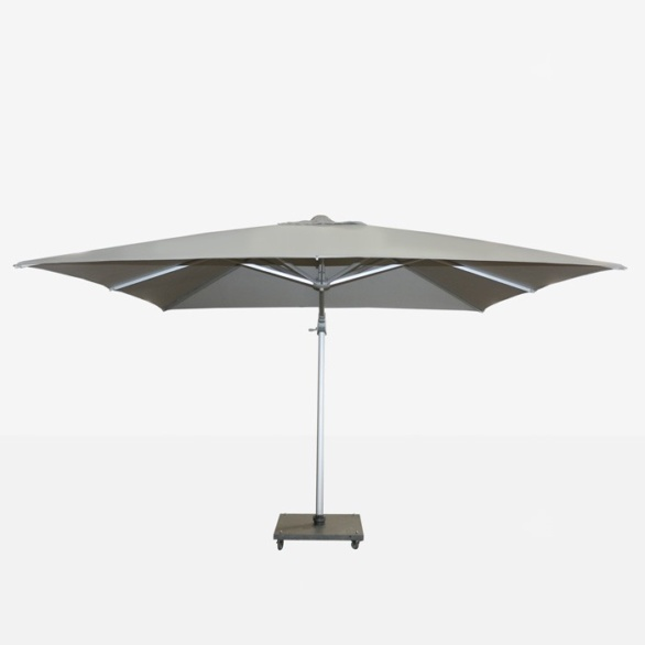 patio umbrella with bas