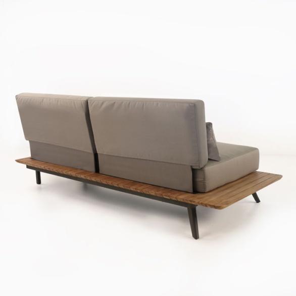 outdoor platform sofa