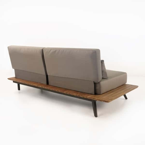 outdoor platform sofa