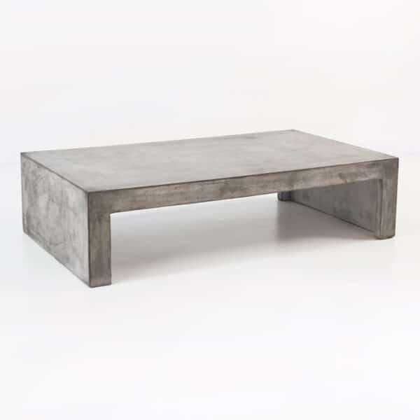 Blok Concrete Waterfall Coffee Table-0