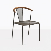Deco Outdoor Dining Chair-0