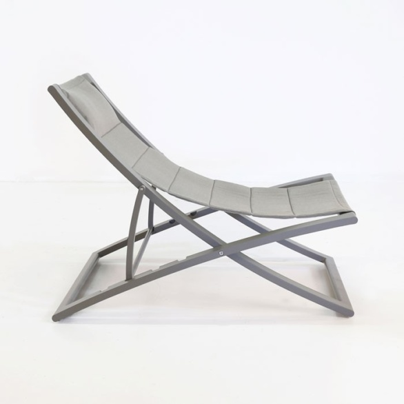 outdoor relaxing sling chair