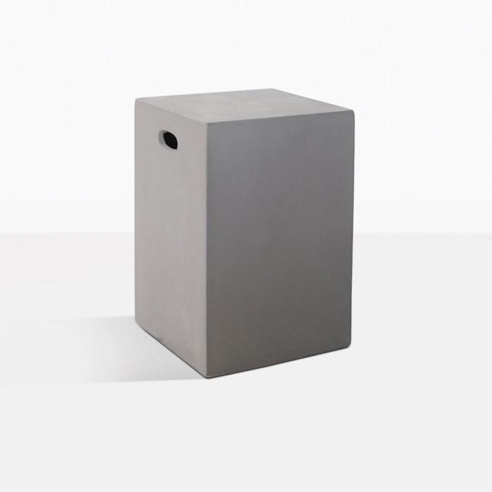 Concrete Counter Height Bar Stool