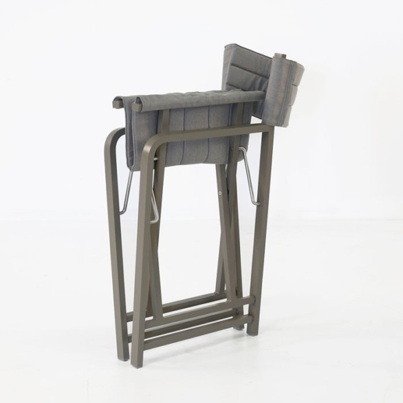 folded directors dining chair