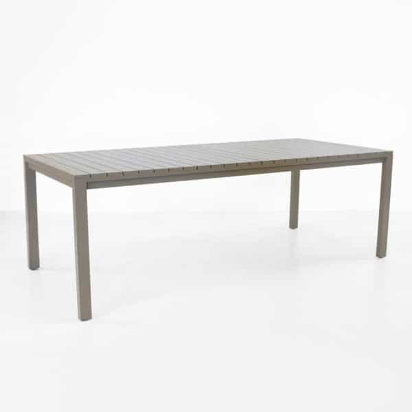 El Fresco Rectangular Outdoor Dining Table-0