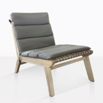 Grace Teak Relaxing Chair With Cushion