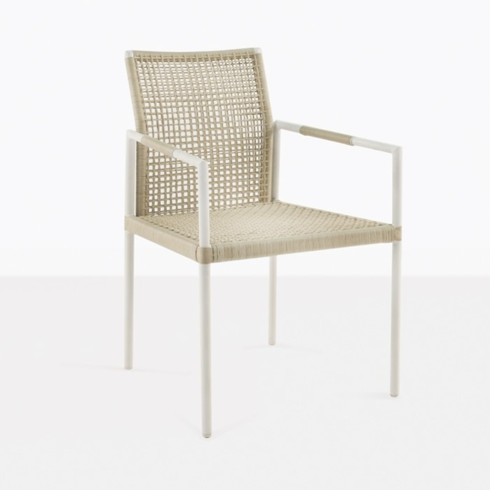 Moderno Outdoor Dining Arm Chair-0
