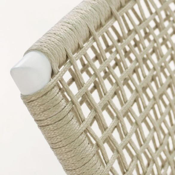 Tan Weave close up