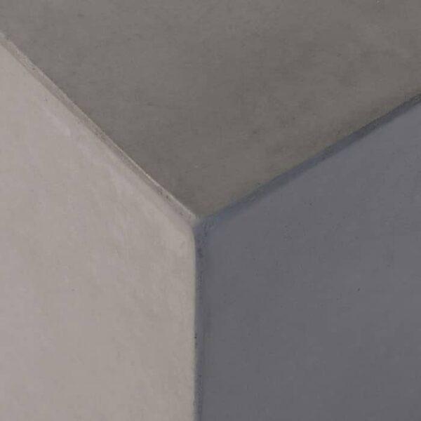 raw concrete close up