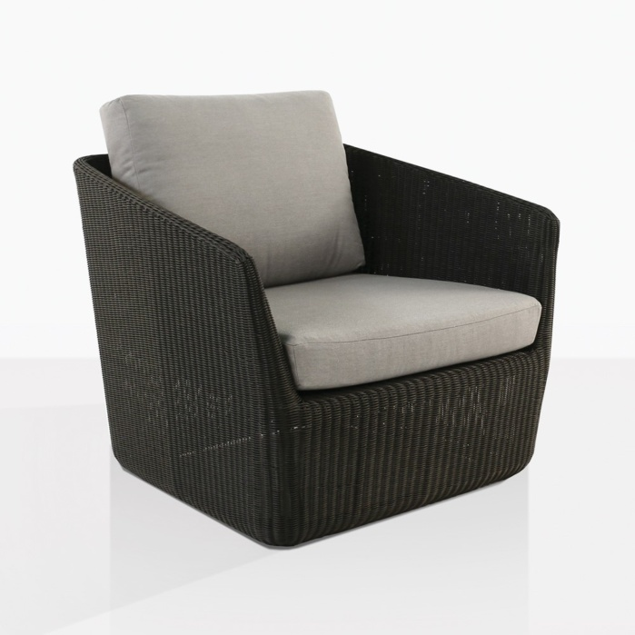 Club Chair - Urban brown