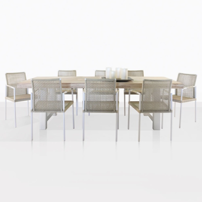 Charmant Village Table And Moderno Dining Set