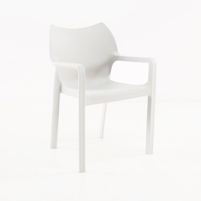 Cape Cafe Dining Chair (White)-0