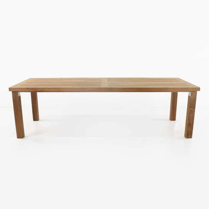 ... A Grade Teak Dining Table ...
