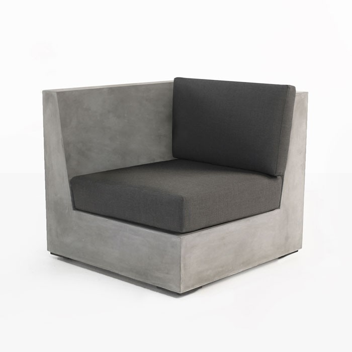 Box Concrete Chair (Right)
