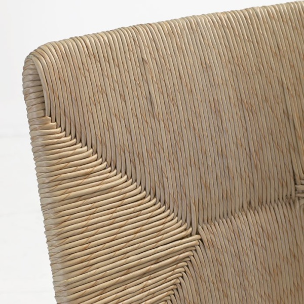 Outdoor Dining Chairs synthetic natural fiber chair