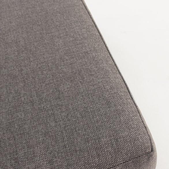 Reclaimed teak center chair cushion