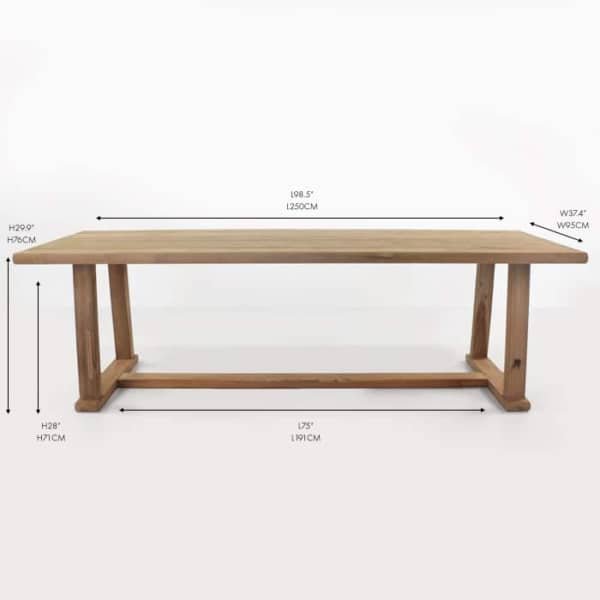 Joseph Outdoor Dining Table