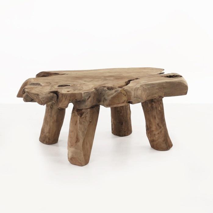 nature reclaimed teak coffee table 0 - Teak Wood Coffee Tables