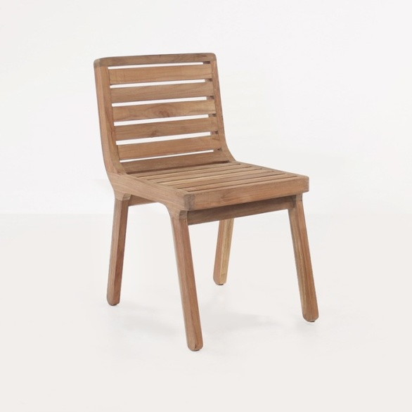 Oslo Reclaimed Teak Dining Chair-0