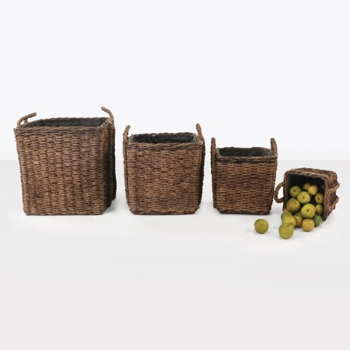 Square Rope Baskets-0