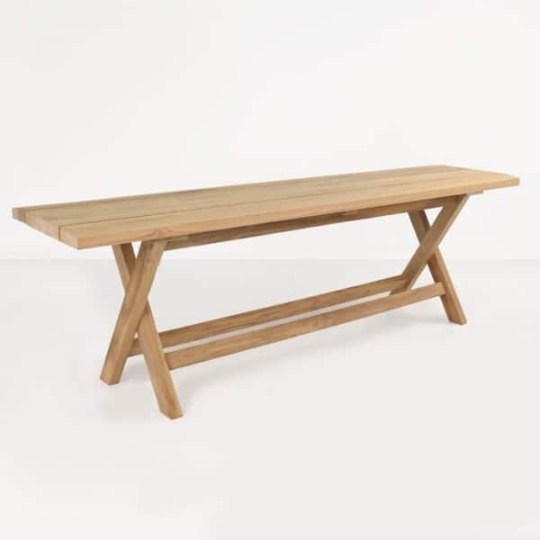 Artisan Teak Outdoor Console Table-0
